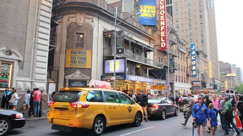 11. September: Musical am Broadway