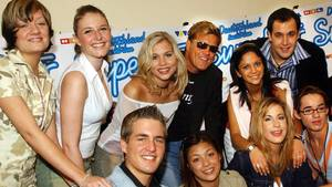 """die """"Superstars"""" der ersten Staffel der Casting-Show """"Deutschland sucht den Superstar"""""""