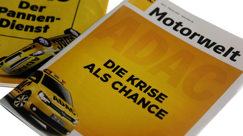"""Ausgabe der """"Motorwelt"""" von ADAC"""