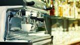 Nichts für Zuhause: Eine professionelle Espressomaschine