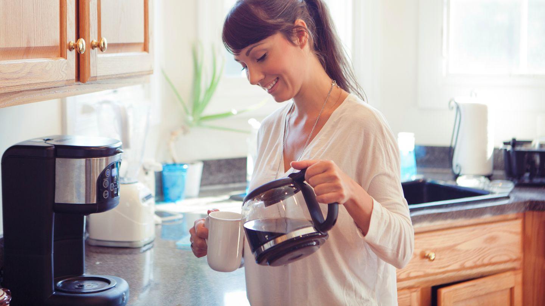 Die Filterkaffeemaschine ist immer noch die beliebteste Art der Kaffeezubereitung