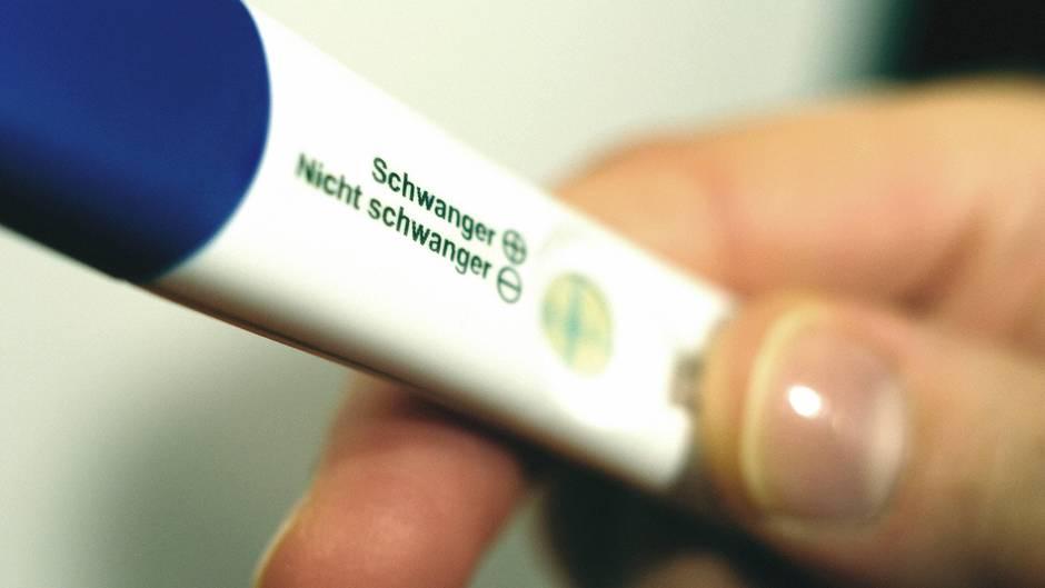 Edeka Schwangerschaftstest