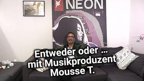 """""""Entweder oder"""" mit Mousse T.: Lieber der Steuerberater von Uli Hoeneß oder der Englisch-Lehrer von Lothar Matthäus?"""