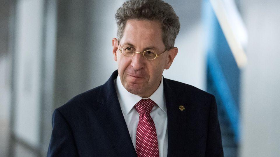 Noch ist offen, ob Hans-Georg Maaßen als Verfassungsschutz-Chef den Hut nimmt