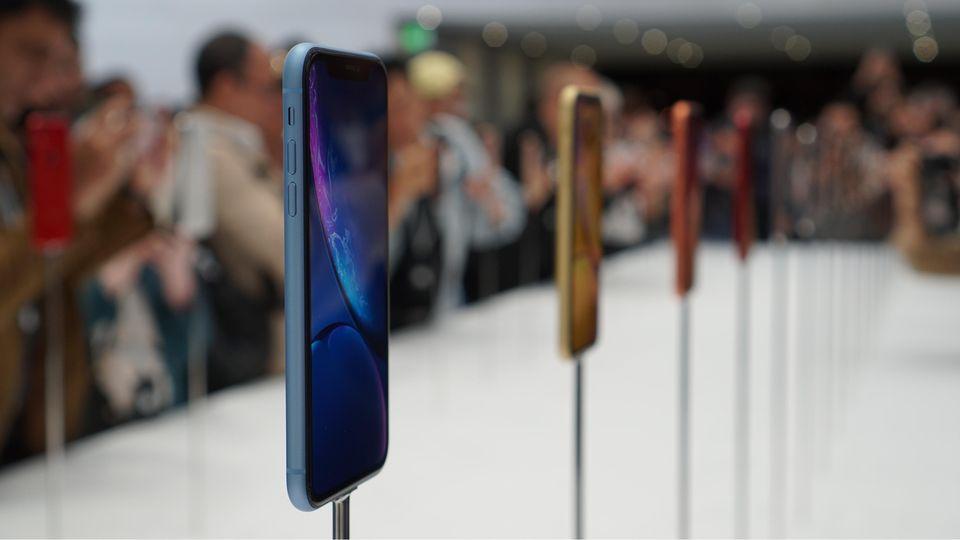 Apple: iPhone XS und XR: Für wen lohnen sich die neuen iPhones?