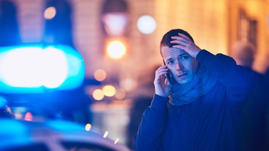 Bei einem Unfall ist jeder froh, wenn er die richtige Versicherung abgeschlossen hat.