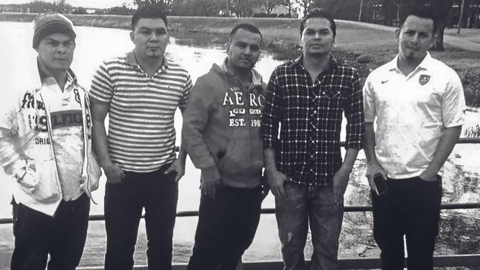 stern-Reportage: Fünf Brüder: Ein epischer Flüchtlingskrimi zwischen den USA und Honduras