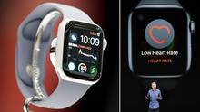 Apple Watch Series 4 hat lebensrettenden EKG-Funktion