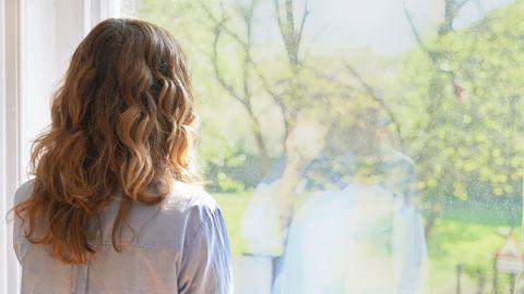Ein Blick aus dem Fenster, die Ruhe genießen - bis Karolin Pfeil in ihrem Sabbatical dazu in der Lage war, vergingen Monate