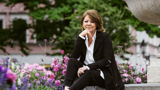 Sandra,56, in München. Sie lebt in der bayerischen Hauptstadt und auf Ibiza
