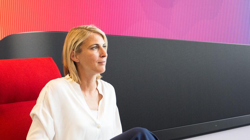 Elke Walthelm ist Programmchefin bei Sky