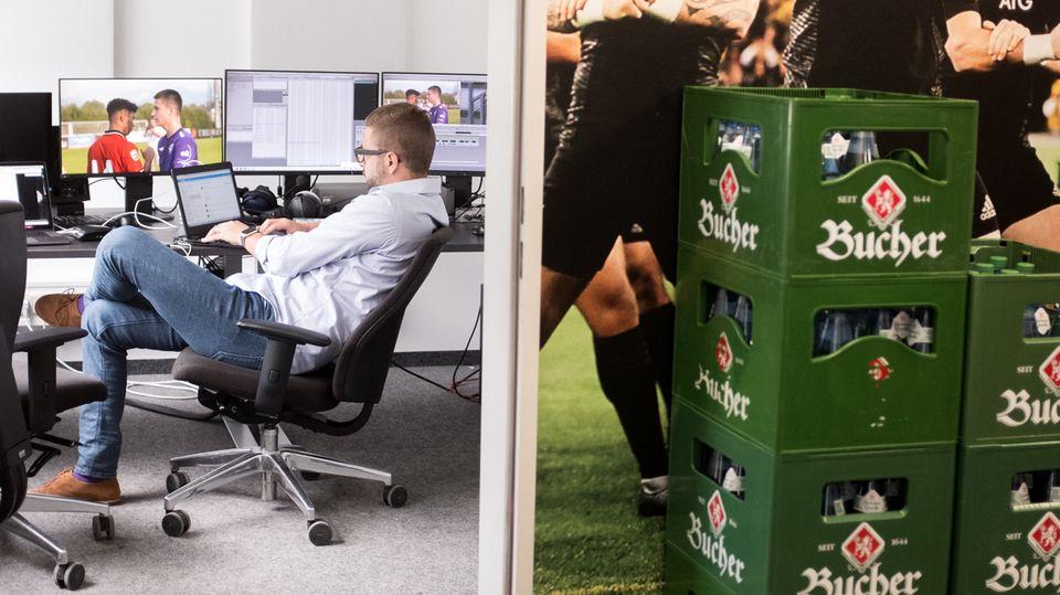 DAZN-Mitarbeiter produzieren exklusive Dokus für anspruchsvolle Fußball-Fans