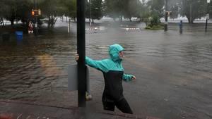 """Sturm """"Florence"""" ist extrem langsam: Das sorgt für ein anderes Problem"""