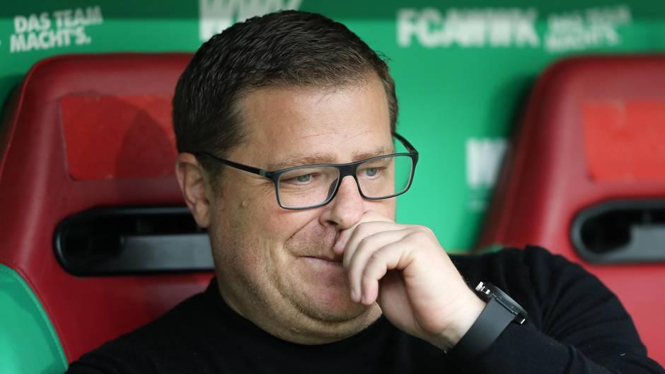 Gladbach-Manager Max Eberl fürchtet um den Nachwuchs für die Bundesliga