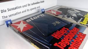 Hitler-Tagebücher im Polizeimuseum