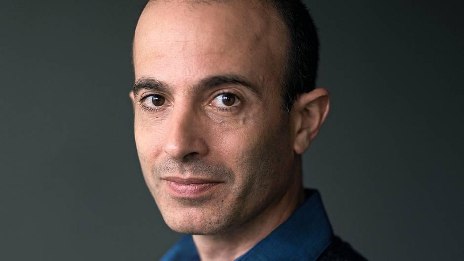 Historiker Yuval Noah Harari im Interview mit dem stern