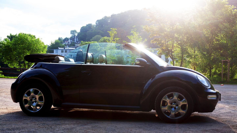 Die Cabriofans hielten den Beetle lange am Leben.