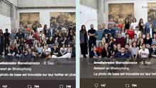 Frankreich: Vielfalt durch Photoshop – Kunstschule färbt Studenten schwarz