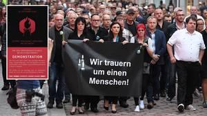 AfD-Zoff um Demo in Köthen