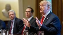 Donald Trump Kabinett