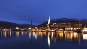 so schön ist Tromsø im Winter