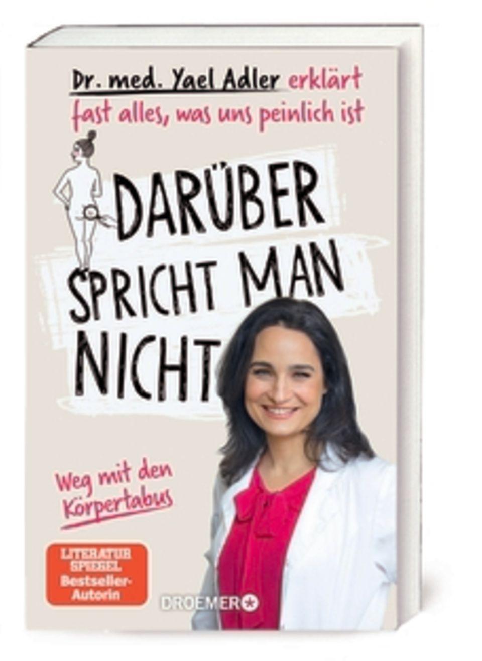 """Yael Adler: """"Darüber spricht man nicht"""", Droemer Knaur, 16,99 Euro"""