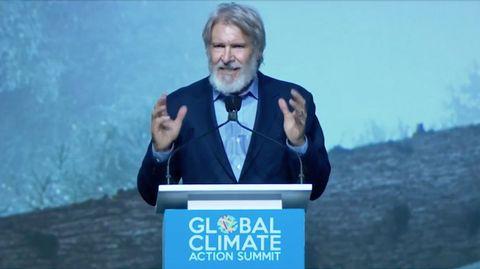 """""""Star Wars""""-Star: Harrison Ford würde gern in TV-Serie mitspielen"""