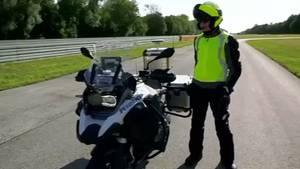 BMW zeigt sein autonomes Motorrad