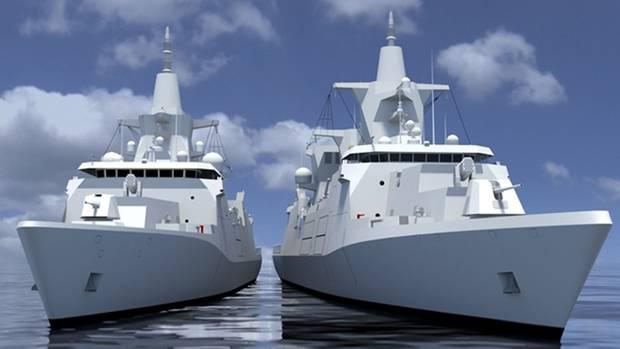 Kampfschiff MSK 180