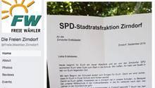 Brief der SPD