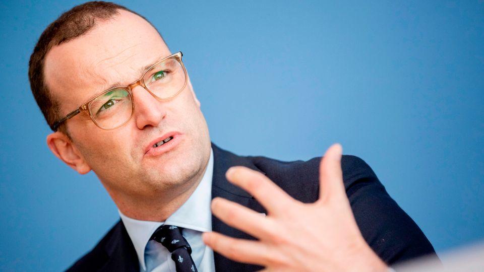 Womöglich der nächste Kanzlerkandidat der CDU: Jens Spahn