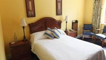 Ein Hotelzimmer (Symbolbild)