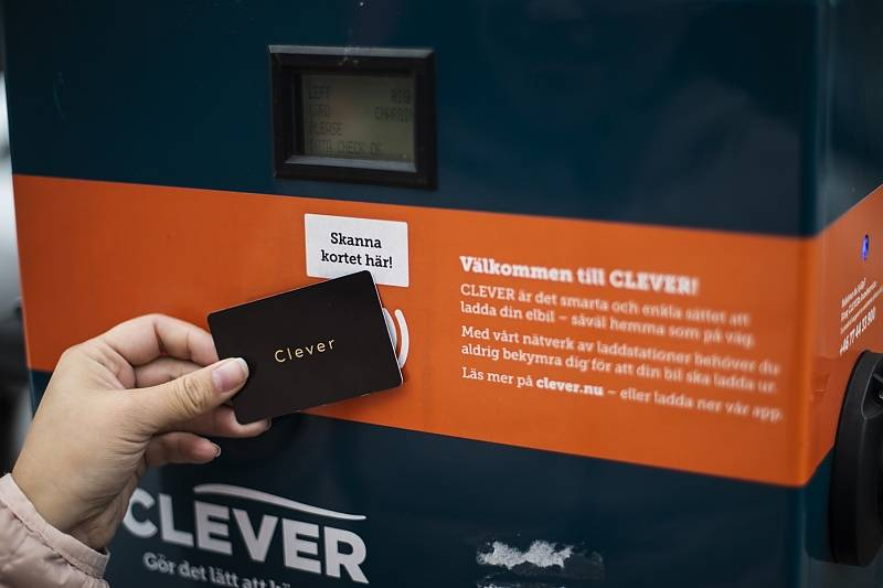 Einfach mit Kreditkarte bezahlen ist nicht - auch in Skandinavien sind Kundenkarten in