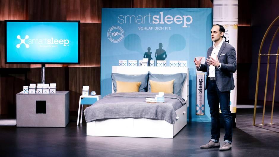 Smart Sleep in der Höhle der Löwen