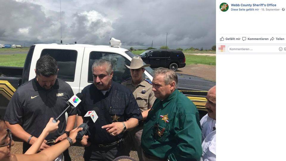 Sheriff Martin Cuellar