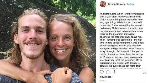 Simon und Tina leben gemeinsam auf Bali und essen ausschließlich Obst