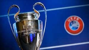 Champions League - Pokal der Gewinner