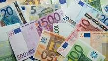 Euro Banknoten werden immer fälschungssicherer