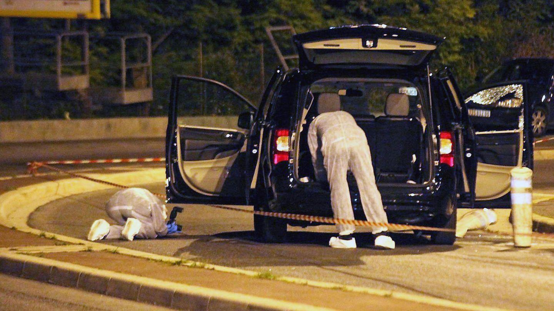 Am 6. Mai 2014 durchschlagen Kugeln das Auto vonHélène Pastor. Sie und ihr Fahrer sterben später an den Verletzungen.
