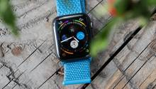 Das neue Infograph-Watchface der Apple Watch Series 4 bietet viele Informationen auf einen Blick.