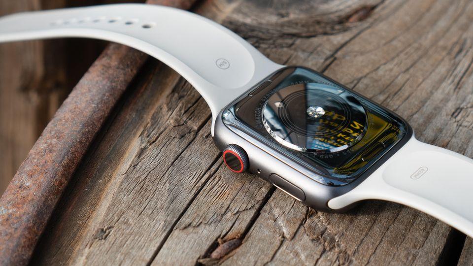 Der neue Herzsensor der Apple Watch Series 4