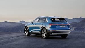 Der Audi e-tron wird rund 80.000 Euro kosten