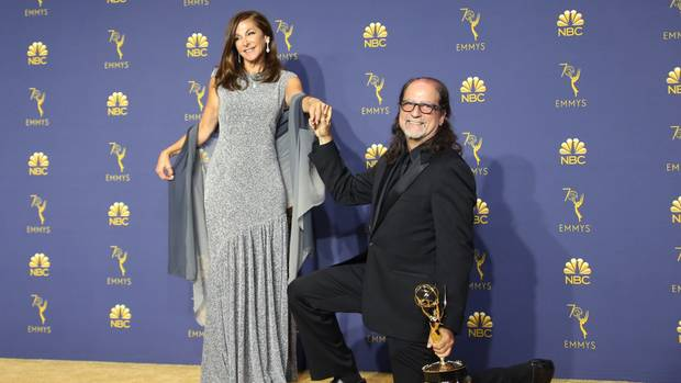 Heiratsantrag bei den Emmys