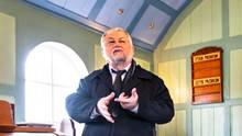 Regionalbischof Kristján Valur Ingólfsson