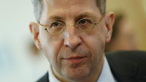 Hans-Georg Maaßen, Chef des Verfassungsschutzes