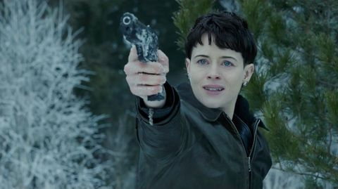 Claire Foy: Look des Tages