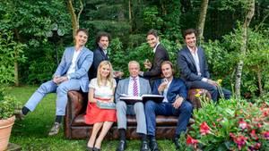 """(Ehemalige) """"Sturm der Liebe""""-Darsteller um Dirk Gabula in der Rolle des Werner Saalfeld"""