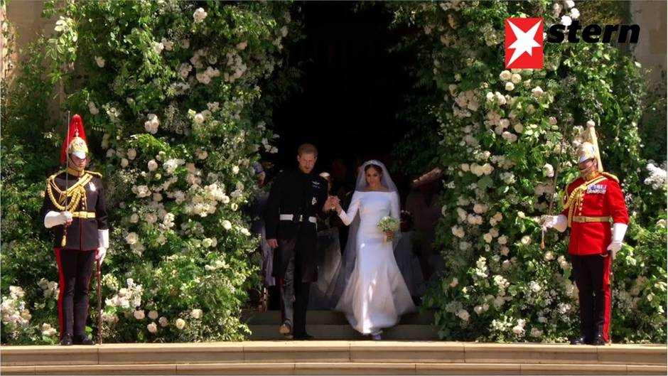 Brautmode: Bräute tragen an ihrem Hochzeitstag meist Weiß - doch so alt ist diese Tradition noch gar nicht
