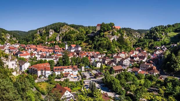 Fränkische Schweiz: Klettern, wandern, durchatmen – ein Kurzurlaub