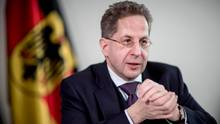 Hans-Georg Maaßen, scheidender Präsident des Verfassungsschutzes und künftiger Staatssekretär